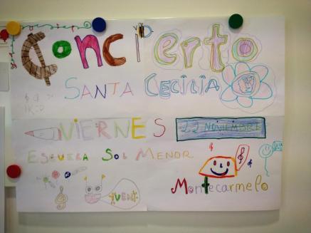 Sol Menor - Santa Cecilia 2013
