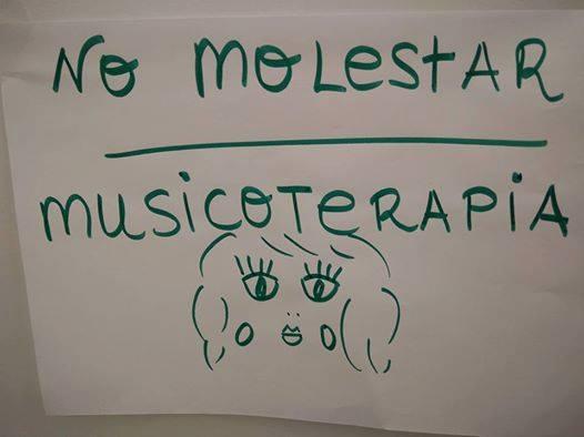 No molestar - Musicoterapia - Sol Menor